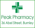 Peak Pharmacy - Burnley
