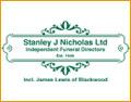 Stanley J Nicholas Funeral Director