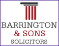 Barrington and Sons