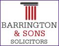 Barrington and Sons