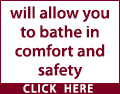 Finding bathing or showering difficult? A specially designed wet room or bathroom will allow you to bathe in comfort and safety. Contact a local bathroom specialist now