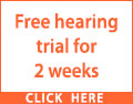 Is your hearing not what it used to be? Do you often ask others to repeat themseelves? Free hearing trial for 2 weeks. Interest free payment plans available.