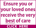Looking for a residential or nursing home? Ensure you or your loved ones receive the very best of care. Choose a home with a good/outstanding CQC rating