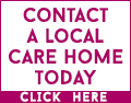 Looking for residential or nursing care? Wanting a Home from Home? Then check out your local options and book a visit/tour today!
