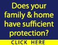 Does your family and home have sufficient protection? A comprehensive security check will give you peace of mind. Contact a local locksmith today.