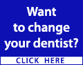 Just moved to the area? Want to change your dentist? Not seen a dentist in a while? Then we'd love to hear from you.