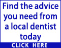 Want a healthier, straighter and whiter smile? Find the advice you need from a local dentist today