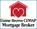 Elaine Brown CEMAP Mortgage Brokers