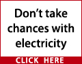 Don't take chances with electricity. It can be costly and dangerous. Contact a local NICEIC registered engineer now