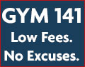 Farham College Gym 141