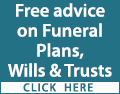 Free advice on life cover and income protection. Free advice on funeral plans, wills and trusts. Receive medical treatment with private medical insurance. Contact a local financial adviser today