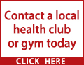 Have fun, meet people and get fit. Improve your mental and physical health. Contact a local health club or gym today