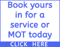 Don't risk your family's health. Vehicle safety issues can develop without warnings. Book yours in for a service or MOT today