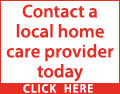 Need care but want to stay in your own home? Contact a local care agency today