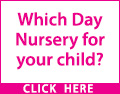 Which day nursery for your child? Check out your local options here