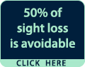 50 percent of sight loss is avoidable. Take action to protect your precious sight. Book an eye test with a local optometrist now