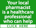 Feeling unwell? Don't wait until you feel worse. Your local pharmacist is a healthcare professional who can help. Ask your pharmacy team first