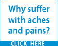 Why suffer with aches and pains? Appointments are available now. Contact a local physiotherapist.