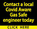 Putting off your boiler service because of covid concerns? Keep yourself your family and your home safe. Contact a local Covid Aware Gas Safe engineer today