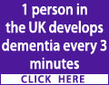 1 person in the UK develops dementia every 5 minutes. Take action - set up an Enduring Power of Attorney before you lose mental capacity and it's too late. Contact a local solicitor for advice and assistance today