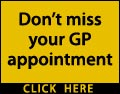 Don't miss your GP appointment. Book a local taxi service today. Unable to drive through illness? Book a local taxi service today